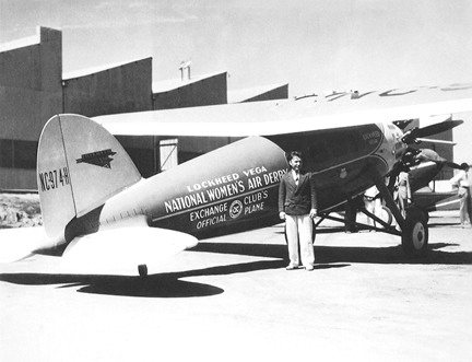 Wiley Post & Vega